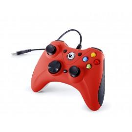 NACON GC-100XF Gamepad PC Negro, Rojo PCGC-100RED