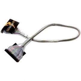 Revoltec cable Floppy 48cm