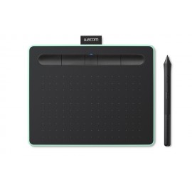 Wacom Intuos M Bluetooth Negro, Verde CTL-6100WLE-S