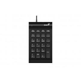 Genius NumPad i130 USB Negro 31300003400