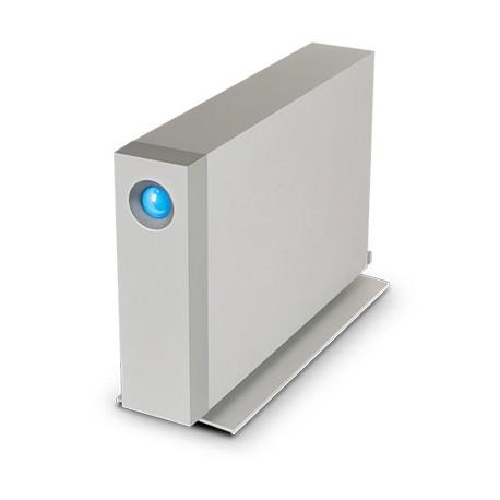 LaCie d2 USB 3.0 6000GB Plata STGK6000400