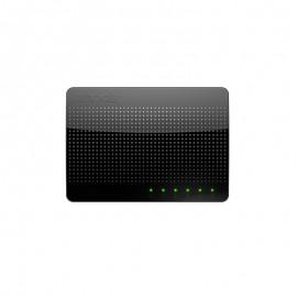 Tenda SG105 No administrado Gigabit Ethernet (10/100/1000) Negro switch