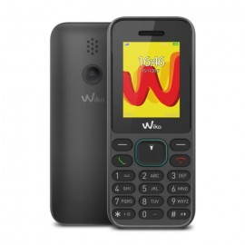 Wiko Lubi 5 1.8'' 73g Negro 6943279416032