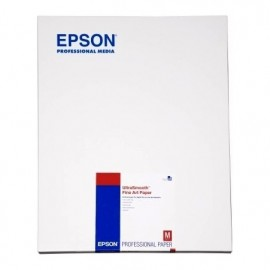 Epson Ultra Smooth Fine Art Paper, DIN A2, 325 g/m², 25 hojas C13S042105