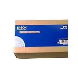 Epson 44''x15M Textured Fine Art Paper Roll 15m  C13S041449
