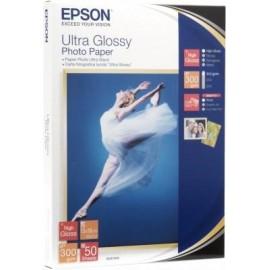 Epson Ultra Glossy Photo Paper 10x15cm, 20 sheet, 300g S041926 C13S041926