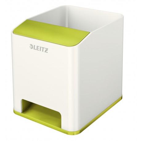 Leitz WOW Poliestireno Verde, Metálico 53631064