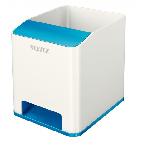 Leitz WOW Poliestireno Azul, Metálico  53631036