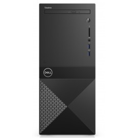 DELL Vostro 3670 3,6 GHz 8ª generación de procesadores Intel® Core™ i3 i3-8100 Negro Mini Tower PC
