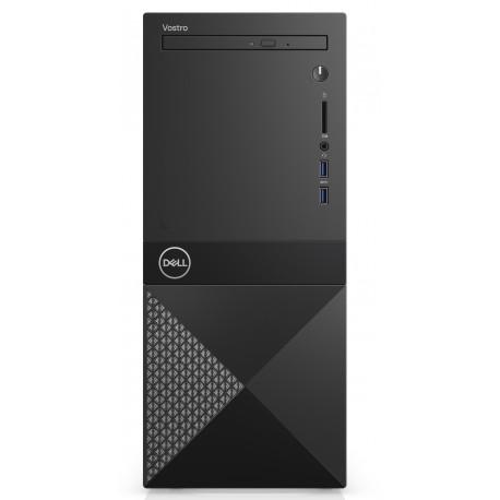 DELL Vostro 3670 3,6 GHz 8ª generación de procesadores Intel® Core™ i3 i3-8100 Negro Mini Tower PC