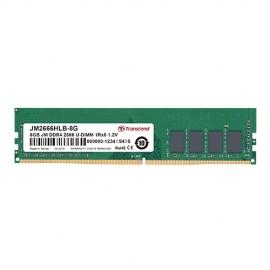 Transcend JM2666HLB-8G módulo de memoria 8 GB DDR4 2666 MHz