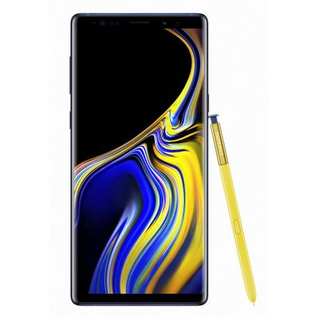 Samsung Galaxy Note9  8 GB 512 GB SIM doble 4G Azul  SM-N960FZBHPHE