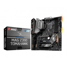 MSI MAG Z390 Tomahawk LGA 1151 (Zócalo H4) Intel Z390 ATX