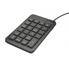 Trust 22221  USB Negro teclado numérico 22221