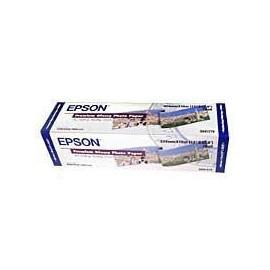 Epson Rollo de Premium Glossy Photo Paper, rollo de papel (w: 329), 250 g/m² C13S041379
