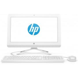 HP 20-c430ns 49,5 cm (19.5'') 1920 x 1080 Pixeles 2,00 GHz Intel® Celeron® J4005 Blanco PC todo en uno