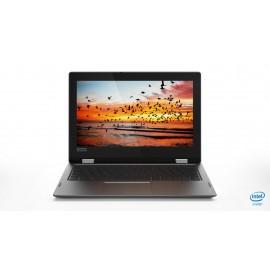 Lenovo Yoga 330 Gris Híbrido (2-en-1)  (11.6'')  Pantalla táctil 1,10 GHz Intel Celeron N4000 81A60061SP