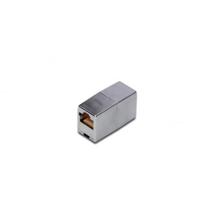 Digitus CAT 5e Modular Coupler divisor de red Plata DN-93901
