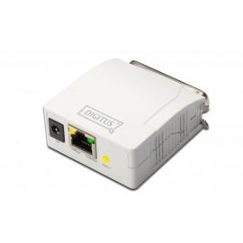 Digitus DN-13001-1 LAN Ethernet Blanco