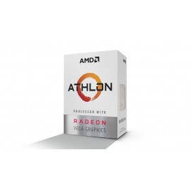 AMD Athlon 200GE 3.2GHz 4MB L3 Caja procesador YD200GC6FBBOX