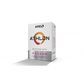 AMD Athlon 200GE 3.2GHz 4MB L3 Caja procesador YD200GC6FBBOX