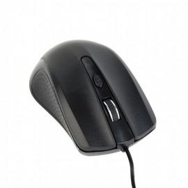 Gembird ratón USB Óptico 1200 DPI mus-4b-01