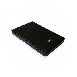 Ewent Disco duro portátil 2.5'' Negro recinto de almacenaje EW7030