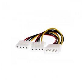 3GO CMOLEXY Cable Derivacion Fuente alimentacion 5.25''