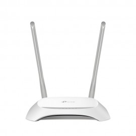 TP-LINK TL-WR850N router inalámbrico Banda única (2,4 GHz) Ethernet rápido Gris, Blanco tl-wr850n