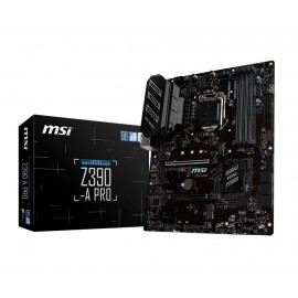 MSI Z390-A PRO LGA 1151 (Zócalo H4) Intel Z390 ATX 7B98-001R