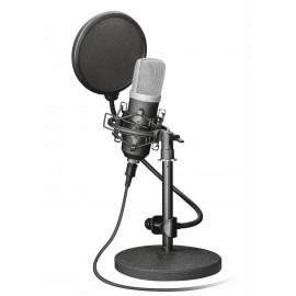 Trust Studio microphone Alámbrico Negro micrófono 21753