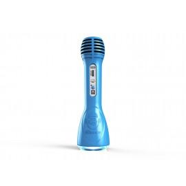 iDance Party Mic PM-6 Karaoke microphone Inalámbrico Azul PM6BL