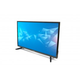 MicroVision LED TV  (50'') Full HD Smart TV Wifi Negro 50fhdsmj18-a