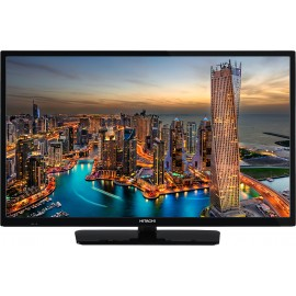 Hitachi 24HE1000 LED TV  (24'') HD Negro 24HE1000