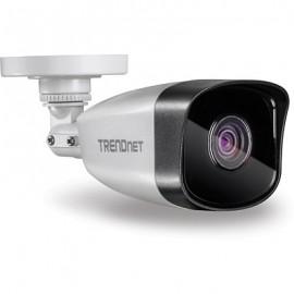 Trendnet IP security camera Interior y exterior Bala Negro, Blanco cámara de vigilancia TV-IP324PI