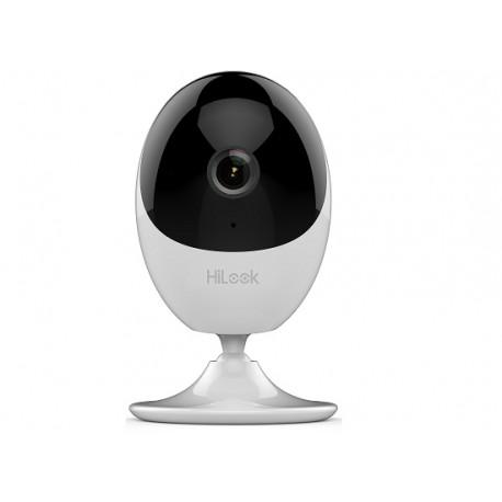HiLook cámara de vigilancia Cámara de seguridad IP Interior Cubo Negro, Blanco