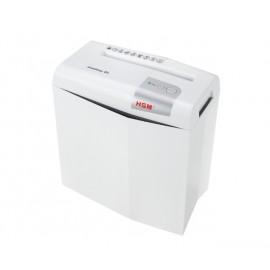 HSM S5 triturador de papel Strip shredding 22 cm 62 dB Plata, Blanco 1041121