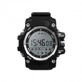 Leotec Black Mountain 1.1'' LCD Negro reloj inteligente LESW09K