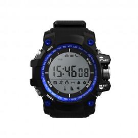 Leotec Blue Mountain 1.1'' LCD Negro, Azul reloj inteligente LESW09B