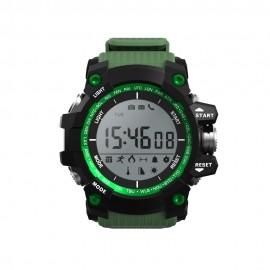 Leotec Green Mountain 1.1'' LCD Negro, Verde reloj inteligente LESW09G