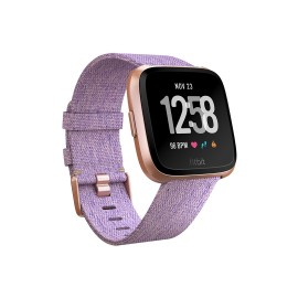 Fitbit Versa - Special Edition reloj inteligente Rose gold LCD GPS  FB505RGLV-EU
