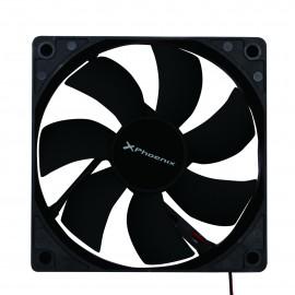 Phoenix Technologies Carcasa del ordenador ventilador de PC PHCOOLERFAN8
