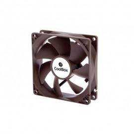 CoolBox ventilador de PC Carcasa del ordenador COO-VAU080-3
