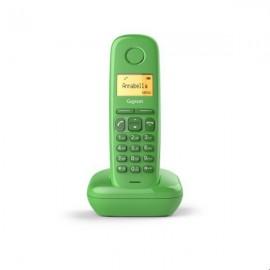 Gigaset A170 Teléfono DECT Verde SI-A170VE