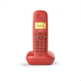 Gigaset A170 Teléfono DECT Rojo SI-A170RO