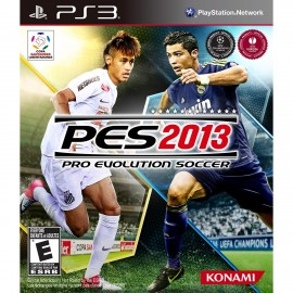 Konami Pro Evolution Soccer 2013, PS3 PlayStation 3 PS3SOCCER13