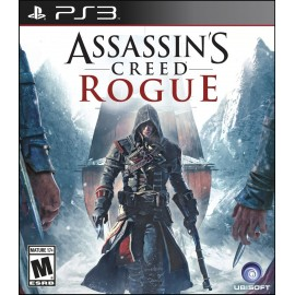 Ubisoft Assassin's Creed Rogue, PlayStation 3 ACRPS3