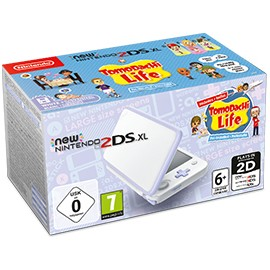 Nintendo New 2DS XL 4.88'' Wifi Lavanda, Blanco 2219166