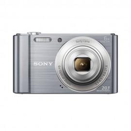 SONY KW810P 20.1MP ZO 6X HD PLATA DSCW810S
