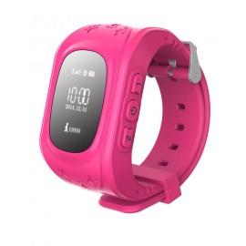 PRIXTON G100R Rosa LED GPS